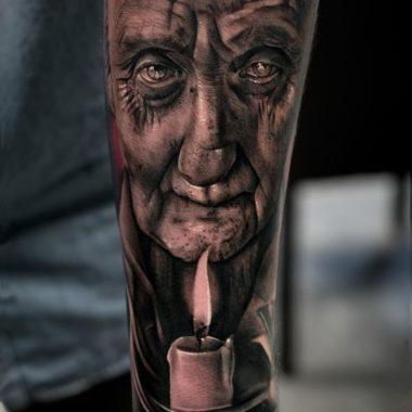 tattoos pablo