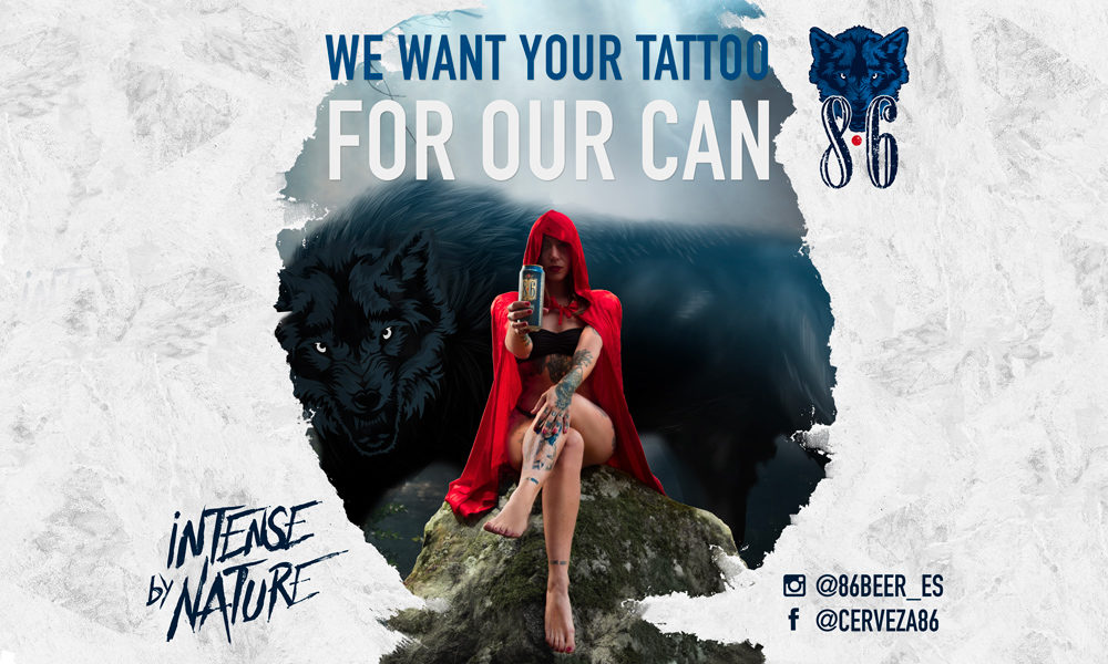 "BAUM FEST – ""WE WANT YOUR TATTOO FOR OUR CAN"""