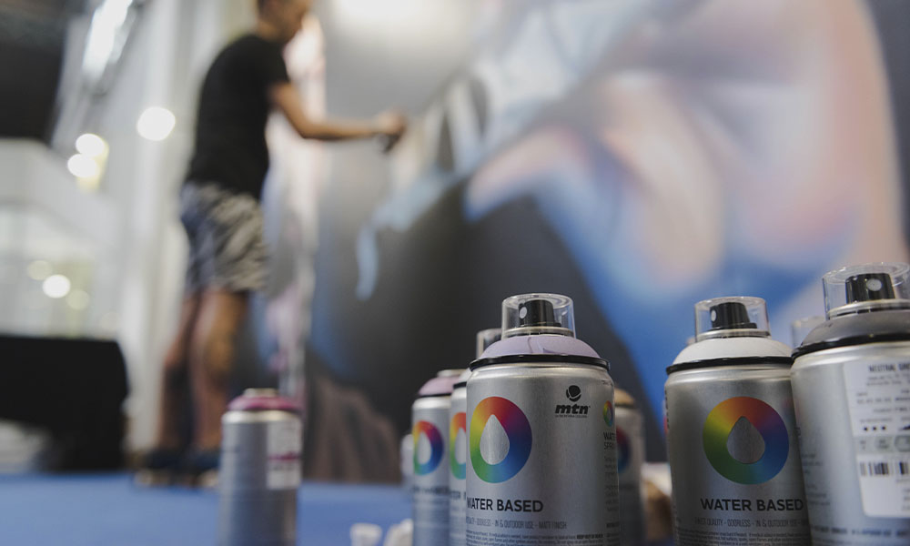 Para y por artistas urbanos: Graffiti y fotografía